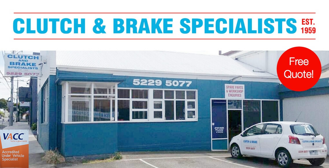 Front of building - Clutch and Brake Specialists